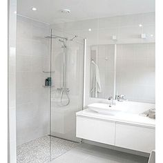 Pandamoto Walk In Shower Enclosure Wet Room Tall Cubicle 8mm Easyclean Glass Screen Panel 900x2050x8mm
