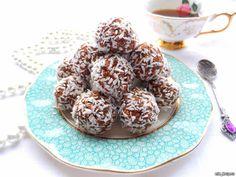 Полезные Шоколадные Трюфели