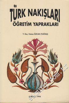 Türk Nakışları Öğretim Yaprakları