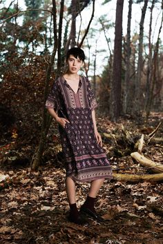 Sea Pre-Fall 2015 - Collection - Gallery - Style.com  ~~ i like the Indian print on this, would like it to be a bit longer