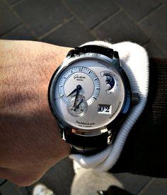The Watch Spotter - Glashutte