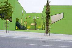Education Center of Antas Porto