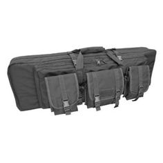Heavy Duty 600D Polyester Fabric Water R... Rifle Case Humvee Roll out Gun Bag
