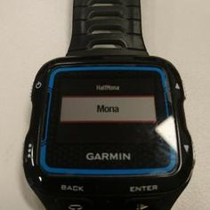 Easily add these workouts to your Garmin: Mona Fartlek, Gregson and Benita.