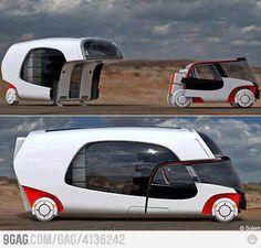 Cool concept RV