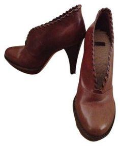 UGG Boots Jamison high heel Brown Pumps