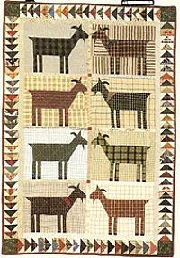 Louise & Friends Quilt Pattern