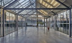 Workshop space for the Iceman – IWT - De Architect