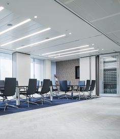 Moduleo chosen for London office fit out                              …