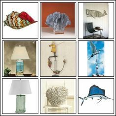 Add some fun beach house accessories for Spring at The Beach Look http://thebeachlook.tictail.com