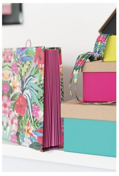 This expanding file is the perfect place to store all your essential files! We love the floral intricate design! Manicure Set, Perfect Place, Office Supplies, Stationery, Store, Floral, Prints, Design, Paper Mill