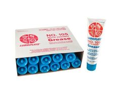 LUBRIPLATE Engine Asssembly Grease And Gear Lube C105 12pack BEST PRICE!  Lubriplate Motor Assembly GreasePerfect for Engine Assembly- Huge 10 oz Tube120 total Oz.LUBRIPLATE No. 105 is a white, waterproof, NLGI No. 0, grease type lubricant possessing exceptional anti-seize properties and recommended extensively for coating all moving parts for motor assembly and rebuilding.The suggested procedure is to apply LUBRIPLATE No. 105 as a light coating by means of a brush or swab to all mov..
