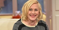 Patricia Arquette guest on Meredith Vieira show 2-11-15