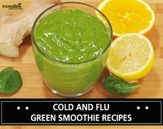 With cold and flu season in full swing, I thought I would share one of my favorite wintertime green smoothie recipes. It features citrus and ginger, two popular food remedies for cold and flu. My husband and I add these two foods to our green smoothies at the slightest hint of a cold, and symptoms …