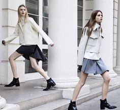 Zara campaña otoño-invierno 2013/14 (y todas sus fuentes de inspiración)