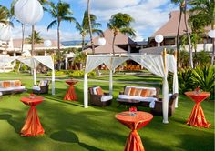 Sheraton Maui Resort & Spa has a location to fit every wedding. We  will find the perfect venue for your special day.