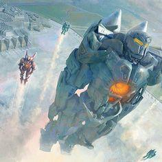 Monster Concept Art, Robot Concept Art, Armor Concept, Ninja Wallpaper, Deadpool Wallpaper, King Kong, Godzilla, Creature Movie, Robot Images