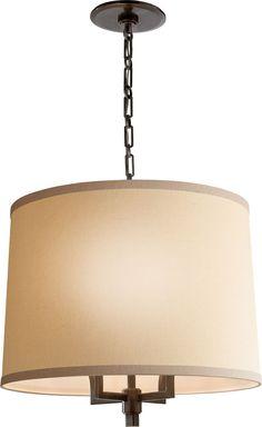 "WESTPORT CHANDELIER - 4 light - Height: 21"" * Width: 23"" Canopy: 7"" Round $1260"