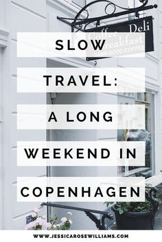A long weekend city guide to Copenhagen. Where to stay, what museums to visit, my favourite food and coffee shops. Copenhagen Travel, Copenhagen City, Copenhagen Denmark, Stockholm Sweden, Minimalist Living Tips, Slow Travel, Slow Living, Stay The Night, Coffee Travel