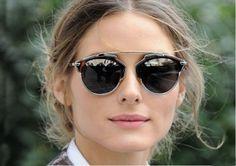 056714209ba Details about So Real Mirrored Lenses Women Sunglasses Christian Designer Cat  Eye Vintage New