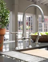 Kohler HiRise faucet for kitchen.