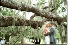 love how they're off-center and how the tree is framed | Agnes Lopez Photography