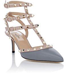 Valentino Rockstud Caged Pumps - Pump - Barneys.com