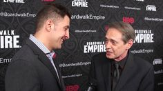 "Steve Buscemi talks about playing ""Nucky Thompson"" for the last time at the premiere for the final season of HBO's ""Boardwalk Empire""."