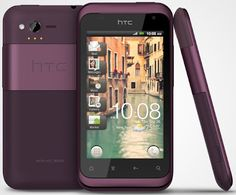 HTC Rhyme - Smartphone for women