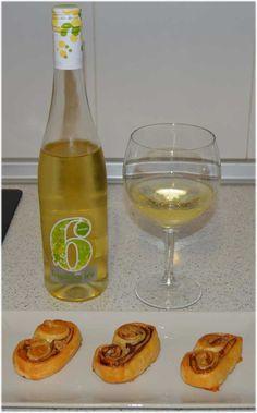 Resultado final, maridado con un vino blanco dulce y aromático bien fresquito.