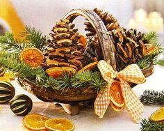 vánoční ozdoby ze sušeného ovoce - Hledat Googlem