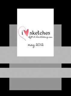 Live, Love & Stamp: May 2012