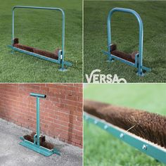 All of Versa's #Shoe  and #Boot   #Cleaners  are ideal to have near a sporting ground and fields.  They allowing people to clean any mud off of their boots and shoes before going inside or before getting into any cars.  These products are also great for muddy footpaths, where people can clean their boots before going on.  If you have any areas which are in need of a Boot Cleaner then call The Versa Sales team on 01942 214275  http://versauk.co.uk/Boot-Scrapers/Boot-Scrapers-Products-Main