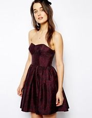 Jack Wills Charlton Paisley Dress