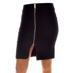 Fusta Dama NOISY MAY Lois Black Skirts, Black, Fashion, Moda, Black People, Fashion Styles, Skirt, Fashion Illustrations