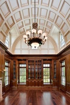 """The incomparable """"Stone Mansion"""" estate, located at 18 Frick Drive in Alpine, NJ, has been re-listed yet again. Barrel Ceiling, Stone Mansion, Expensive Houses, Classic Interior, Luxury Interior, Celebrity Houses, My Dream Home, Interior Architecture, Luxury Homes"""