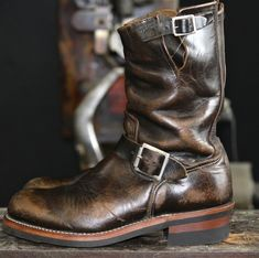 Boots. Bike Boots, Mens Motorcycle Boots, Riding Boots, Me Too Shoes, Men's Shoes, Fashion Boots, Mens Fashion, Engineer Boots, Best Shoes For Men