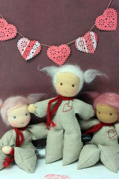 "DarbyDoll - Valentine's ""Minnie"""