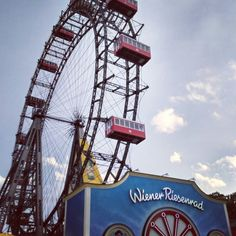 Ferris wheel Wien!