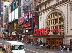 AMC Empire 25 theater in Midtown Manhattan