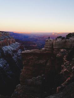 #InspireCaribou distance, sunrises, sky, colors, peace, taps, national parks, rocks, grand canyon