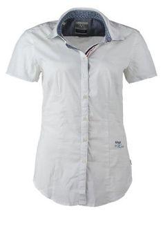 PORT HARBOUR - Bluzka - biały