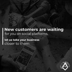 One of social media's great benefits is the opportunity to explore new platforms and find potential clients there.  We can help you with the managing process of your social media accounts to make your community grow bigger and achieve all the marketing goals you've set for your brand.  #SocialMedia #DigitalMarketing #SocialNetworks #Anvixa #Marketing #Advertising #CreativeDesign #InternetMarketing #Business #ReturnOnInvestment #SEO #Agency #Branding #MarketingAgency #WebDevelopment Marketing Goals, The Marketing, Internet Marketing, Digital Marketing, Social Networks, Social Media, Seo Agency, Social Platform, Web Development