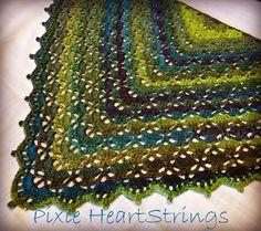 Pretty shawl