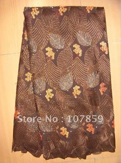 swiss voile lace, Fabric ,african lace fabric,heavy big design,wholesale and retail Free shipping-in Fabric from Industry & Business on Aliexpress.com