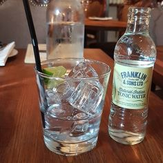 Hammer & Son Handcrafted old English gin. Tonic Water, Sons, Water Bottle, Indian, Drinks, Natural, Instagram, Drinking