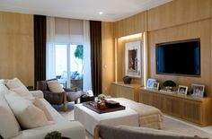 20 projetos de decoração com mobiliário do renomado Sergio Rodrigues