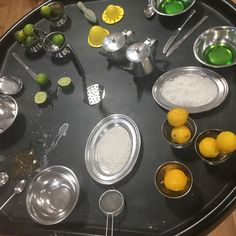 Small World Play, Reception, Classroom, Desserts, Food, Class Room, Tailgate Desserts, Deserts, Essen