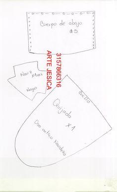 hoja1-011 Polaroid, Corgi, Barbie, Crafts, Youtube Youtube, Vintage, Bb, Craft Ideas, Patterns