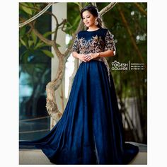 It's Monday again! Say no to Monday blues with this peacock blue velvet trail gown. Rent the best look only at www.rentanattire.com. . . . . . . . Do visit our website www.rentanattire.com or call us at 7722009477 #royalblue #gownmoment #gownsonrent #dress #gowninspo #affordableoutfits #RAAforsustainablefashion #rentanattire #designerwear #rentingistrending #sustainablefashion #reduce #reuse #recycle #consumeless #onlinerenting #circularfashion #indianattire #rentweddingwear #rentbridalwear